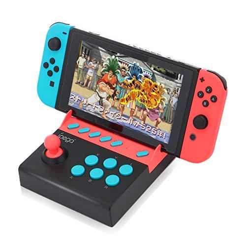 Mini Arcade Stick for Nintendo Switch, Mini Fighting Stick for Nintendo Switch Fighting Games