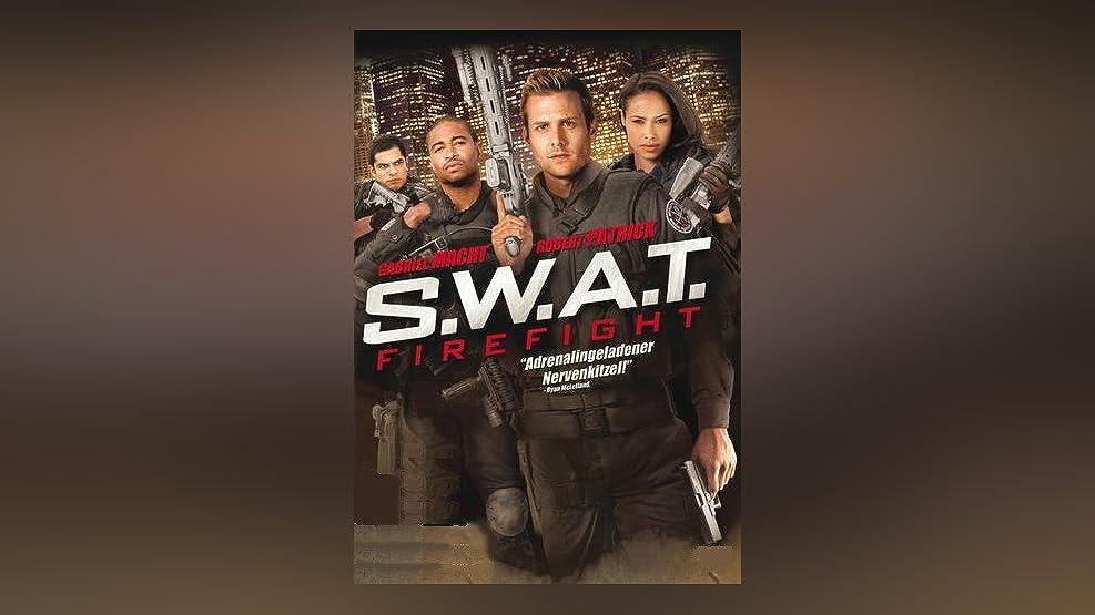 SWAT - Firefight