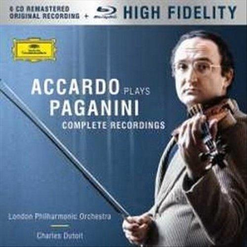 Price comparison product image Accardo Plays Paganini:complete Recor