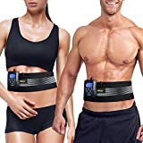 Best Ab Toner Belts - DOMAS Ab Belt Muscle Stimulator - Electronic Abdominal Review