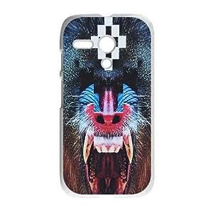 Motorola Moto G Phone Case White MARCELO BURLON JKKP7459794