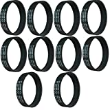 kirby 10 vacuum - Kirby Vacuum Belts Genuine 301291 Fits All Kirby Vacuums and Shampooers (10)