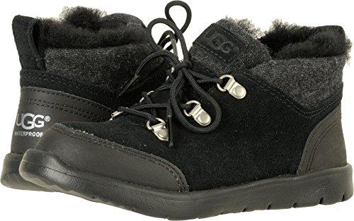 ter Boot Black Size 4 M US Big Kid ()