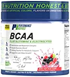 Performance Inspired Nutrition BCAA Plus, Berry Fruit Blast, 1.39 Pound Review