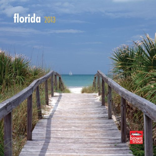 Read Online Florida 2013 7X7 Mini Wall ebook