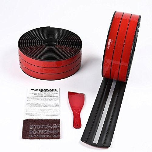 MEGAWARE KEELGUARD 3001.8441 Black 32' PontoonGuard (Pontoon Logs)
