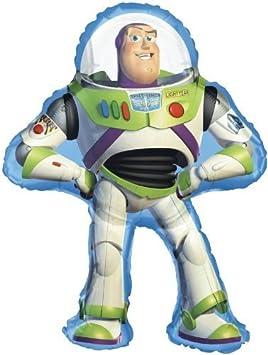 Balón Buzz Lightyear decoración fiesta Toy Story  Amazon.es  Juguetes y  juegos 3f7f1184d3f