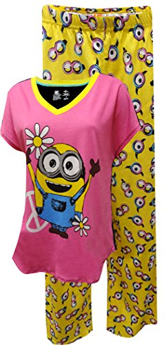 Despicable Me Bob The Minion Pajamas
