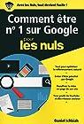 Comment être n°1 sur Google ? édition poche Pour les Nuls par Ichbiah