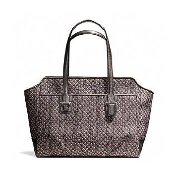 800600a54ecc Amazon.com   Taylor Snake Print Alexis Carryall Coach   Beauty