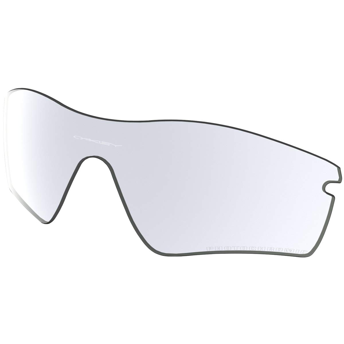 Oakley Radar Path Photochromic Replacement Lens Sunglass Accessories - Clear Black Iridium Photochromic Activated/One Size by Oakley