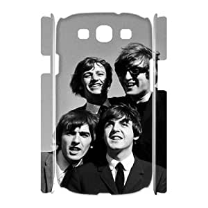 E-Shop Gorgeous Samsung Galaxy S3 I9300 Case The Beatles,Customized Gifts Hard 3D Case IG196174
