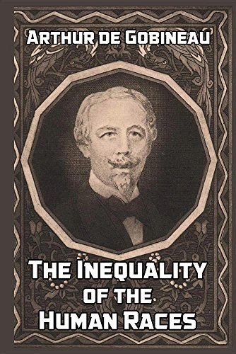 gobineau article in the actual equality associated with races