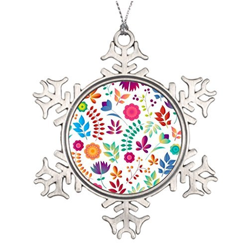 rful Stylish Best Friend Snowflake Ornaments Christmas Ball Snowflake Ornaments ()