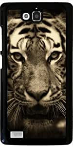 Funda para Huawei Honor 3C - Tigre by WonderfulDreamPicture