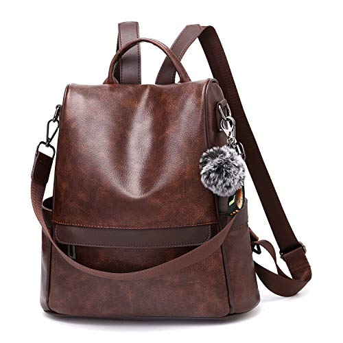 TcIFE Backpack Purse for Women Fashion School Anti-Theft Rucksack Shoulder Bags