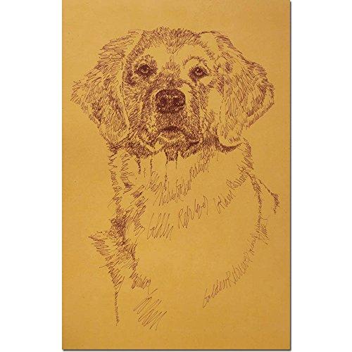 Kline Dog Lithograph - 2