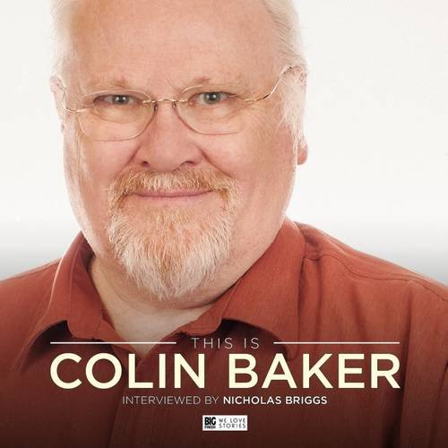 This is Colin Baker by Big Finish Productions Ltd