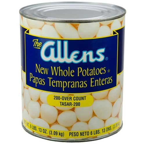 canned whole potatoes - 9
