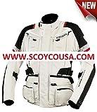 NEW Motocross sets Motorcycle pull suits Pants Jacket Vest SCOYCOUSA Size Large