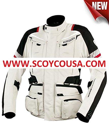 NEW Motocross sets Motorcycle pull suits Pants Jacket Vest SCOYCOUSA Size Large by SCOYCOUSA.COM
