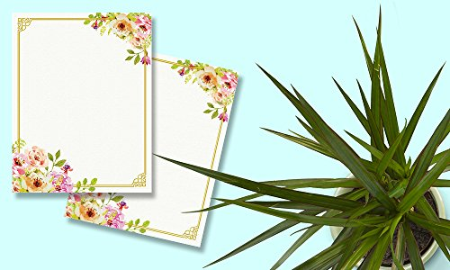 Stationery Writing Paper - Perfect Invitations for Bridal