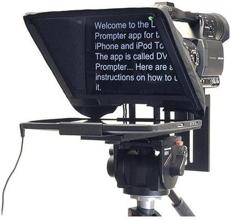 Datavideo tp-300b prompter Kit para iPad/Tablets Android con ...