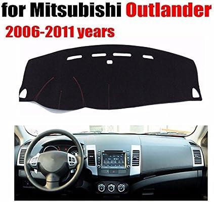 FLY5D Nissan Dashmat Dashboard Mat Sun Cover Car Interior Dash Cover For Nissan Altima 2007-2012 Nissan Altima 2007-2012, Black