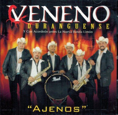 Veneno Duranguense ''Ajenos''