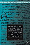Hildegard of Bingen's Unknown Language: An Edition, Translation, and Discussion (The New Middle Ages)