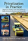 Cost efficiency was the initial goal of privatization--achieved in many cases but not consistently. Public services provided by the private sector were cheap in the beginning but became increasingly expensive, especially to low-income citizens. The l...
