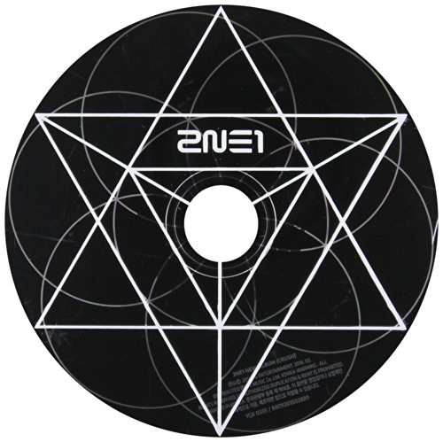 CD : 2NE1 - Crush (Asia - Import)
