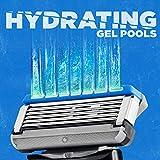 Schick 10841058013058 Hydro Sense Hydrate Mens