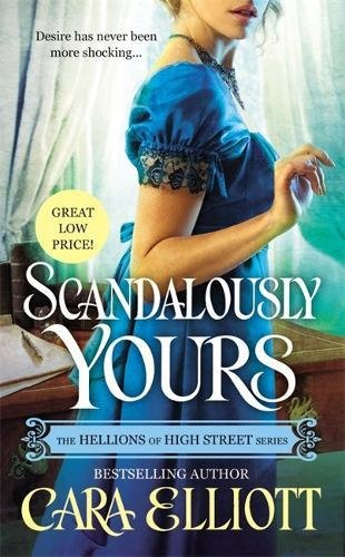 book cover of Scandalously Yours