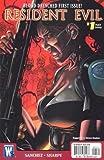 Resident Evil #1 1:10 Brandon Badeaux Variant Cover