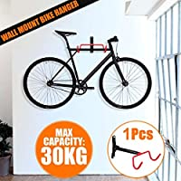 UICICI Uno Mismo-producido Bicicleta Gancho de Pared Pared ...