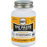 Harvey 023030 1/4 Pint TFE Paste with Teflon