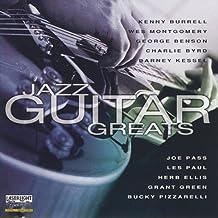 Jazz Guitar Greats