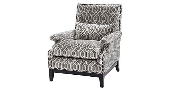 Casa Padrino sillón de 75 x 85 x H. 93 cm - Sala sillón ...