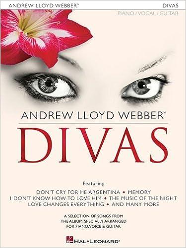Dominio público descargar libros de audio Andrew Lloyd Webber: Divas (Spanish Edition) PDF PDB CHM