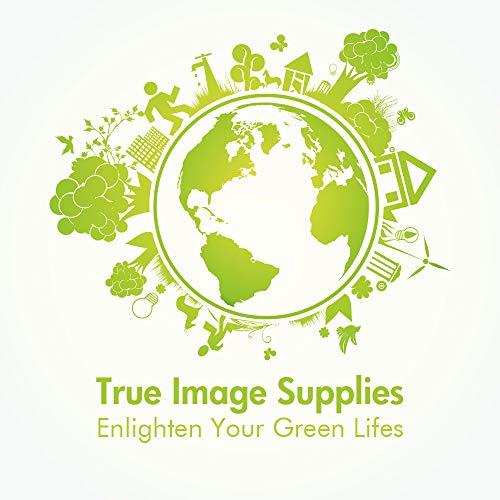 True Image 4Pack 201X Compatible 201A CF400A 201X CF400X HP MFP M277n M277c6 M277 HP Color Laserjet Pro MFP CF402X