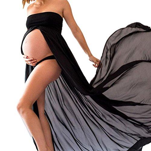 精算腐食する束ねる妊娠中撮影用ドレス 可愛いマタママ記念写真道具 写真撮る衣装 プレママ 臨月 妊娠の姿を記念に マタニティフォトやスタジオ撮影等適する