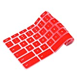 "Premium Ultra Thin Acer Chromebook Keyboard Cover - Perfect Fit Chromebook R11 11"" 13"" 14"" 15.6"" CB3-131 CB5 CP5 Never Worry About Liquid Spills or Dust Easy Typing By Casiii 