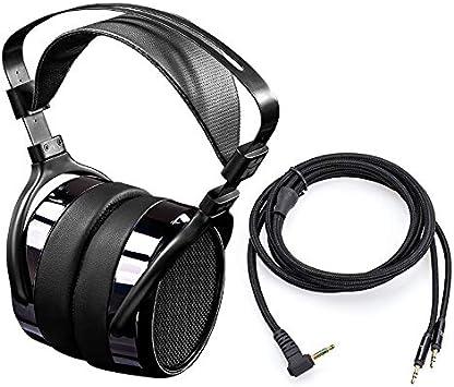 Hifiman He400i Over Ear Kopfhörer Offener Rückseite Magnetisch Planar Mit 3 5 Mm Kristallines Kabel Audio Hifi