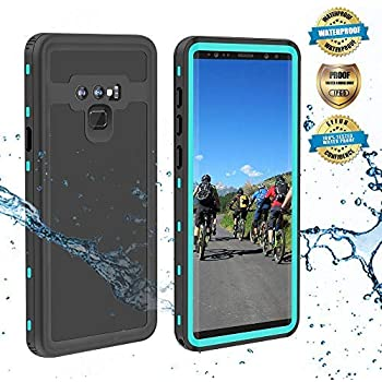 Amazon.com: Note 9 Waterproof Case, Lanwow Samsung Note 9 ...
