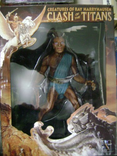 (Creatures of Ray Harryhausen Clash of the Titans Calibos Figure by Clash of the)