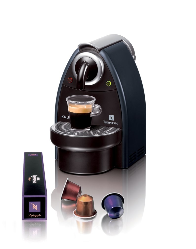 Amazon.com: Krups Nespresso xn200140 cafetera, pizarrón, 1 ...