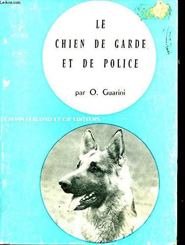 Le Chien De Garde Et De Police Amazoncom Books