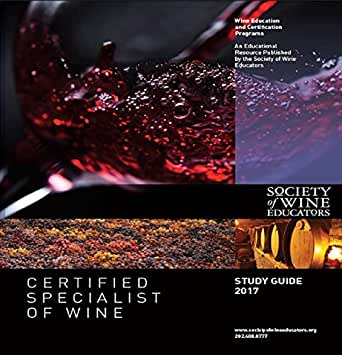 Amazon 2017 certified specialist of wine study guide ebook kindle ebooks education teaching fandeluxe Image collections