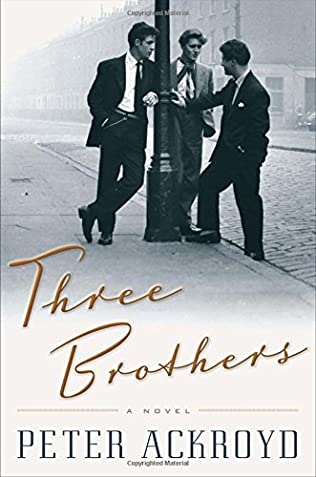 book cover of Three Brothers